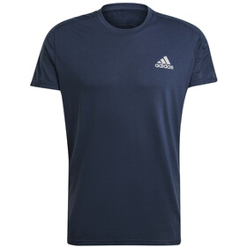 adidas OWN The Run SS Tee Men crew navy